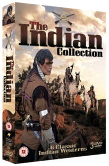 The Indian Collection, DVD
