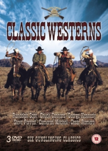 Classic Westerns Collection, DVD