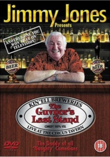 Jimmy Jones: The Guvnor's Last Stand, DVD