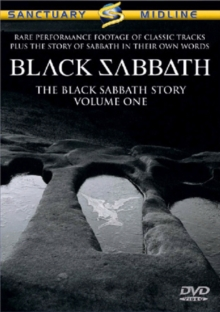 Black Sabbath: The Black Sabbath Story - Volume 1 - 1970-1978, DVD