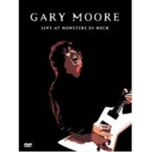 Gary Moore: Live at Monsters of Rock, DVD