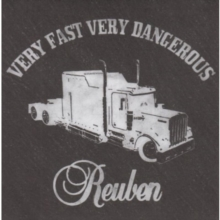 Very Fast Very Dangerous, CD / Album
