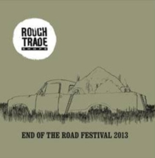 Rough Trade Shops, End of the Road Festival 2013, CD / Album
