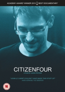 Citizenfour, DVD