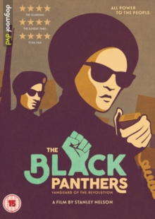 The Black Panthers - Vanguard of the Revolution, DVD