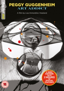 Peggy Guggenheim - Art Addict, DVD