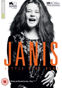 Janis: Little Girl Blue, DVD DVD