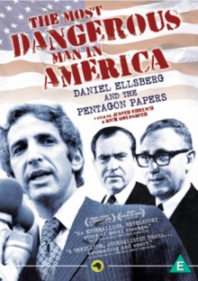The Most Dangerous Man in America - Daniel Ellsberg and The..., DVD