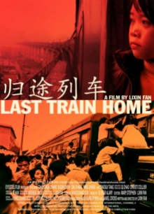 Last Train Home, DVD