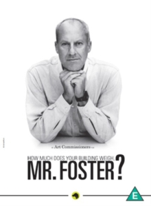 How Much Does Your Building Weigh, Mr Foster?, DVD