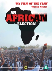 An  African Election, DVD