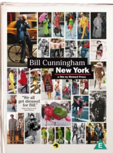 Bill Cunningham New York, DVD  DVD