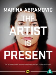 Marina Abramovic - The Artist Is Present, DVD  DVD