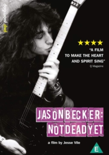 Jason Becker - Not Dead Yet, DVD  DVD