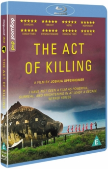The Act of Killing, Blu-ray
