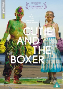 Cutie and the Boxer, DVD