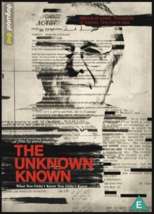 The Unknown Known, DVD DVD