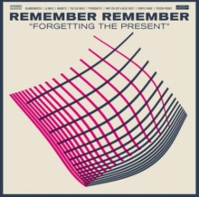 Forgetting the Present, CD / Album Digipak