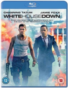 White House Down, Blu-ray