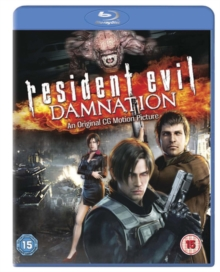 Resident Evil: Damnation, Blu-ray  BluRay