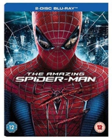 The Amazing Spider-Man, Blu-ray BluRay