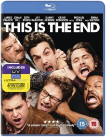 This Is the End, Blu-ray