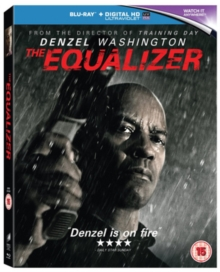 The Equalizer, Blu-ray