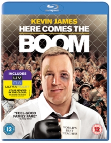 Here Comes the Boom, Blu-ray
