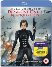 Resident Evil: Retribution, Blu-ray  BluRay