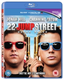 22 Jump Street, Blu-ray  BluRay