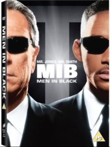 Men in Black, DVD