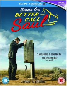 Better Call Saul, Blu-ray  BluRay