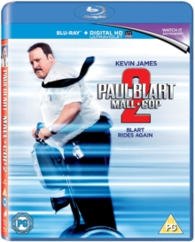 Paul Blart - Mall Cop 2, Blu-ray