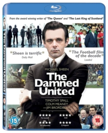 The Damned United, Blu-ray