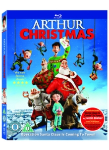 Arthur Christmas, Blu-ray