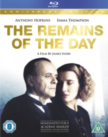 The Remains of the Day, Blu-ray