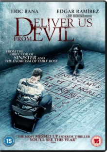 Deliver Us from Evil, DVD  DVD