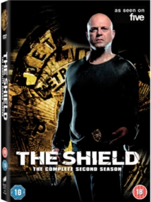 The Shield: Series 2, DVD