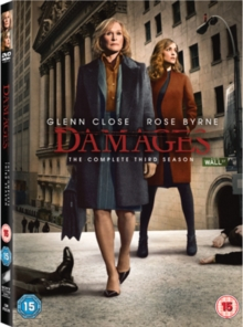 Damages: Season 3, DVD