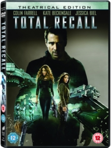 Total Recall, DVD