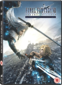 Final Fantasy VII - Advent Children, DVD