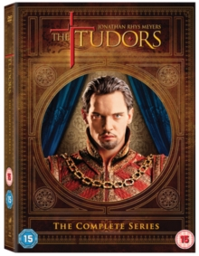 The Tudors: The Complete Series, DVD
