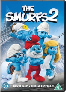 The Smurfs 2, DVD
