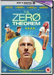 The Zero Theorem, DVD DVD