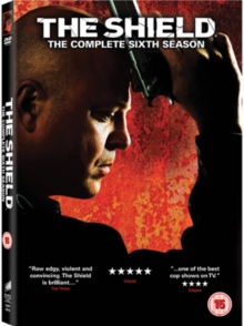 The Shield: Series 6, DVD