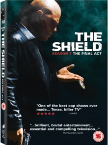 The Shield: Series 7, DVD