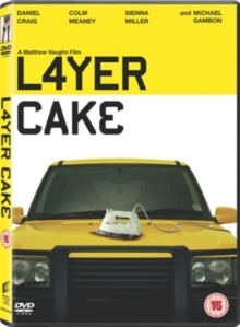 Layer Cake, DVD