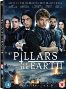 The Pillars of the Earth, DVD