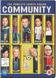 Community: The Complete Fourth Season, DVD DVD
