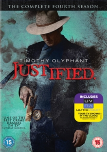 Justified: The Complete Fourth Season, DVD